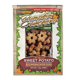 K9 Granola Factory Pumpkin Crunchers Sweet Potato 14oz