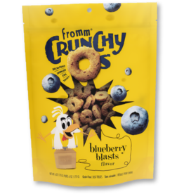 Fromm Crunchy O's Blueberry Blasts 6oz