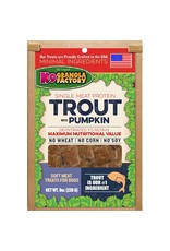 K9 Granola Factory K9 Granola Trout with Pumpkin Dehydrated Soft Meat Dog Treats 8oz