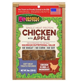K9 Granola Factory K9 Granola Chicken & Apple Soft Meat Treats 8oz