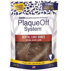 ProDen PlaqueOff Dental Bones Bacon 17oz