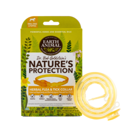 Earth Animal Earth Animal Natural Dog Flea & Tick Collar