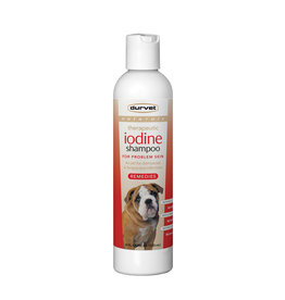 Durvet Durvet Dog Iodine Shampoo 8oz