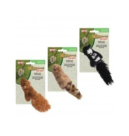 Ethical Pet / Spot Skinneeez Forest Creatures Cat Toy with Catnip