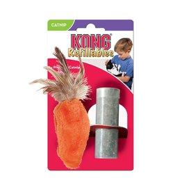 Kong Kong Refillables Carrot Catnip Cat Toy