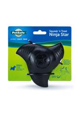 PetSafe PetSafe Squeak 'n Treat Ninja Star Treat Dispensing Dog Toy