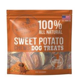 Wholesome Pride Wholesome Pride Sweet Potato Chews 16oz