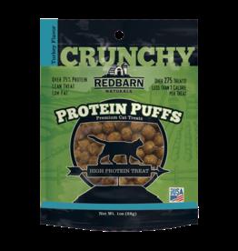 Redbarn Redbarn Cat Turkey Protein Puffs 1oz