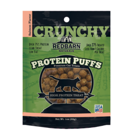 Redbarn Redbarn Cat Salmon Protein Puffs 1oz