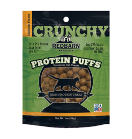 Redbarn Redbarn Cat Chicken Protein Puffs 1oz