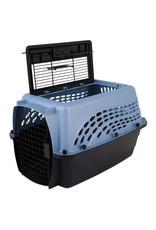 "Petmate PetMate 2 Door Top Loading Plastic Kennel 24"""
