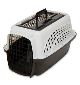 "Petmate PetMate 2 Door Top Loading Kennel 19"""
