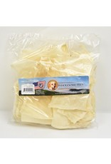 Wholesome Hide Wholesome Hide USA Rawhide Chips 1lb