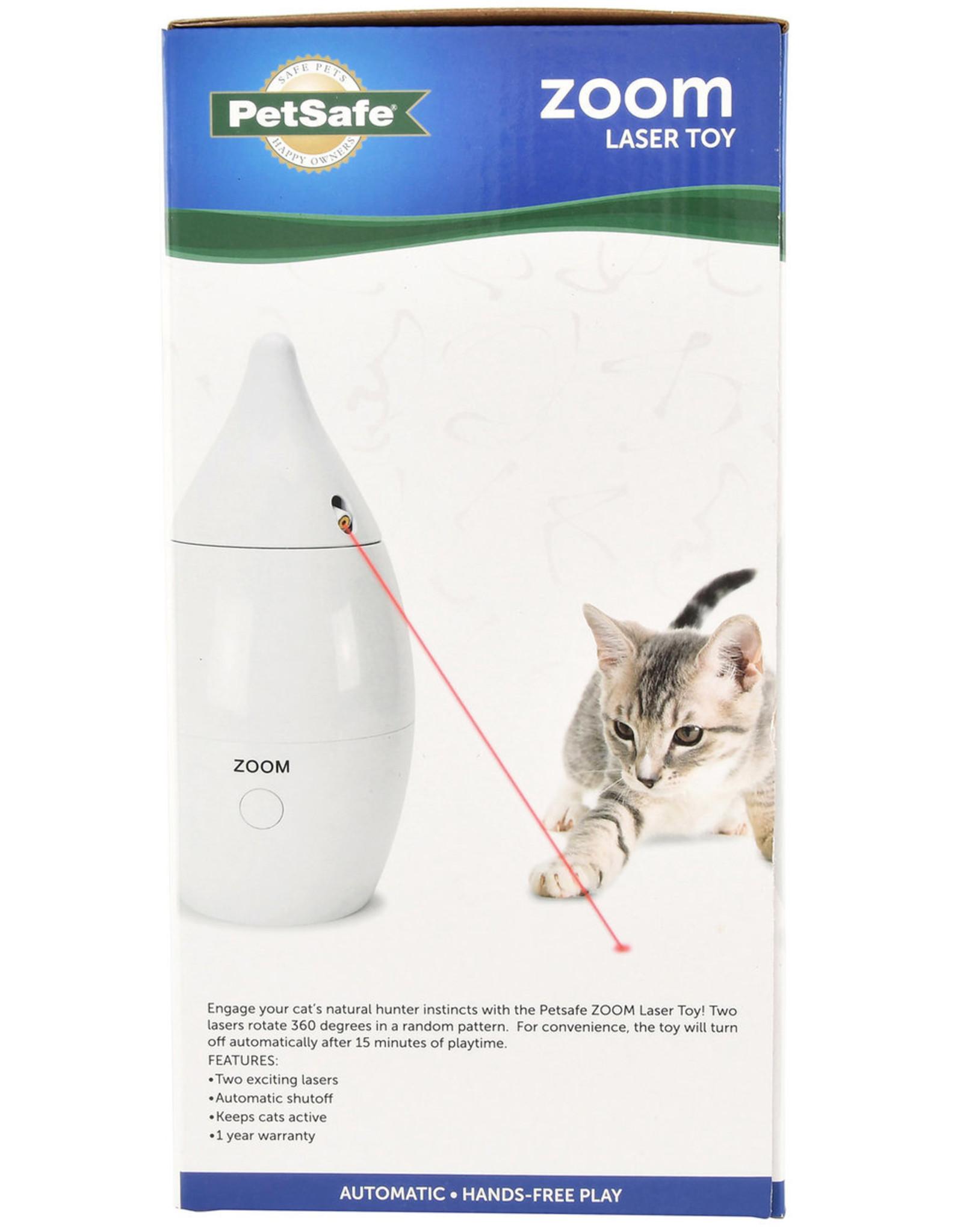 PetSafe PetSafe Zoom Rotating Laser Cat Toy
