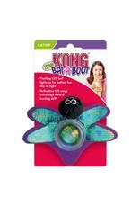 Kong Kong Bat-a-Bout Flicker Firefly LED Cat Toy