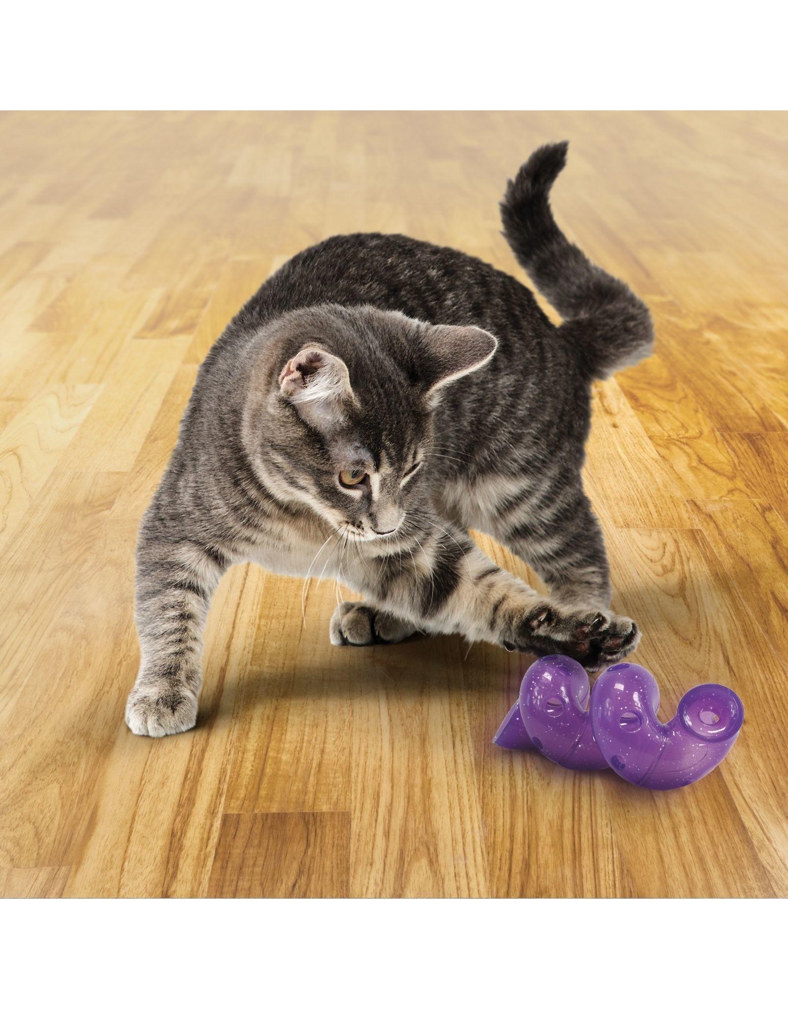 Kong Kong Bat-a-Bout Spiral Cat Toy