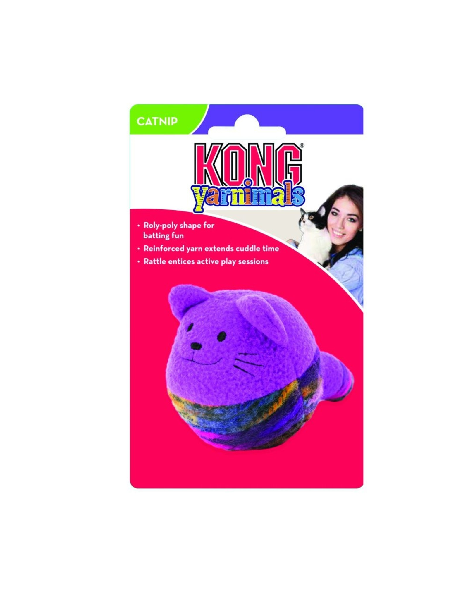Kong Kong Yarnimals Cat Toys