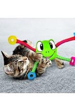 Kong Kong Pouncearoo Frog Cat Toy
