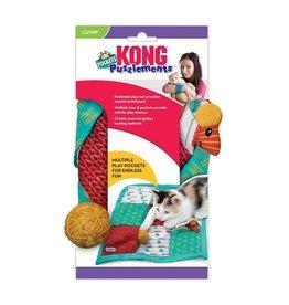 Kong Kong Puzzlements Pockets Cat Play Mat