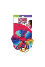 Kong Kong Cat Active Scrunchie Toy
