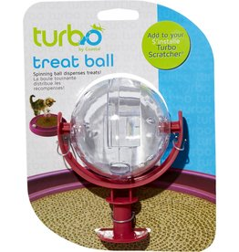 Turbo by Coastal Turbo Treat Ball for Cats