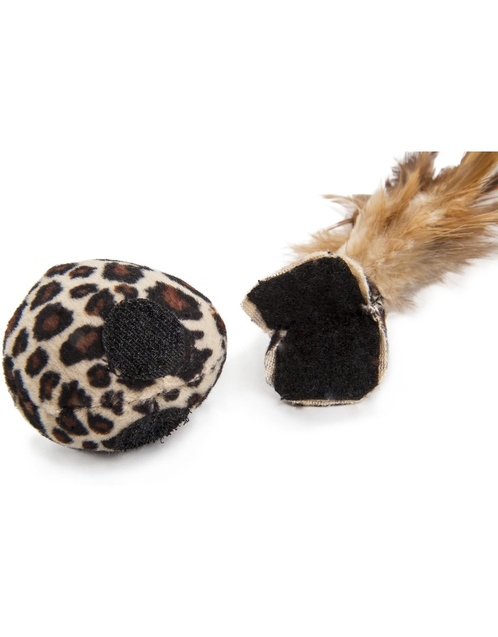 Petlinks Petlinks Feather Flips Cat Toys 2pk
