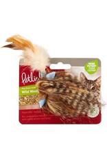 Petlinks Petlinks Cat HyperNip Wild Wooly Long Tail Mouse Catnip & SilvervineCat Toy