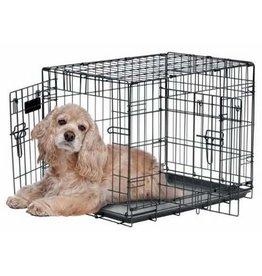 ProValu 2 Door Wire Pet Crate 2000 24in