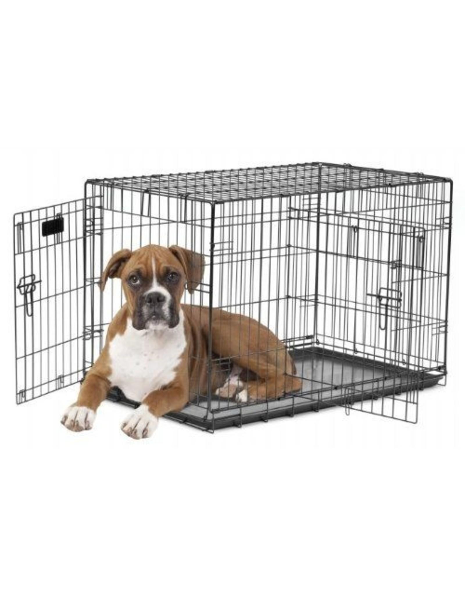 Precision Pet ProValu 2 Door Wire Pet Crate 4000 36in