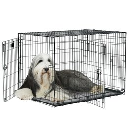 ProValu 2 Door Wire Pet Crate 6000 48in