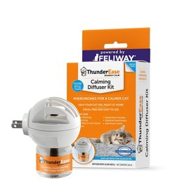 Thunderworks Calming Cat Pheromone Diffuser Kit