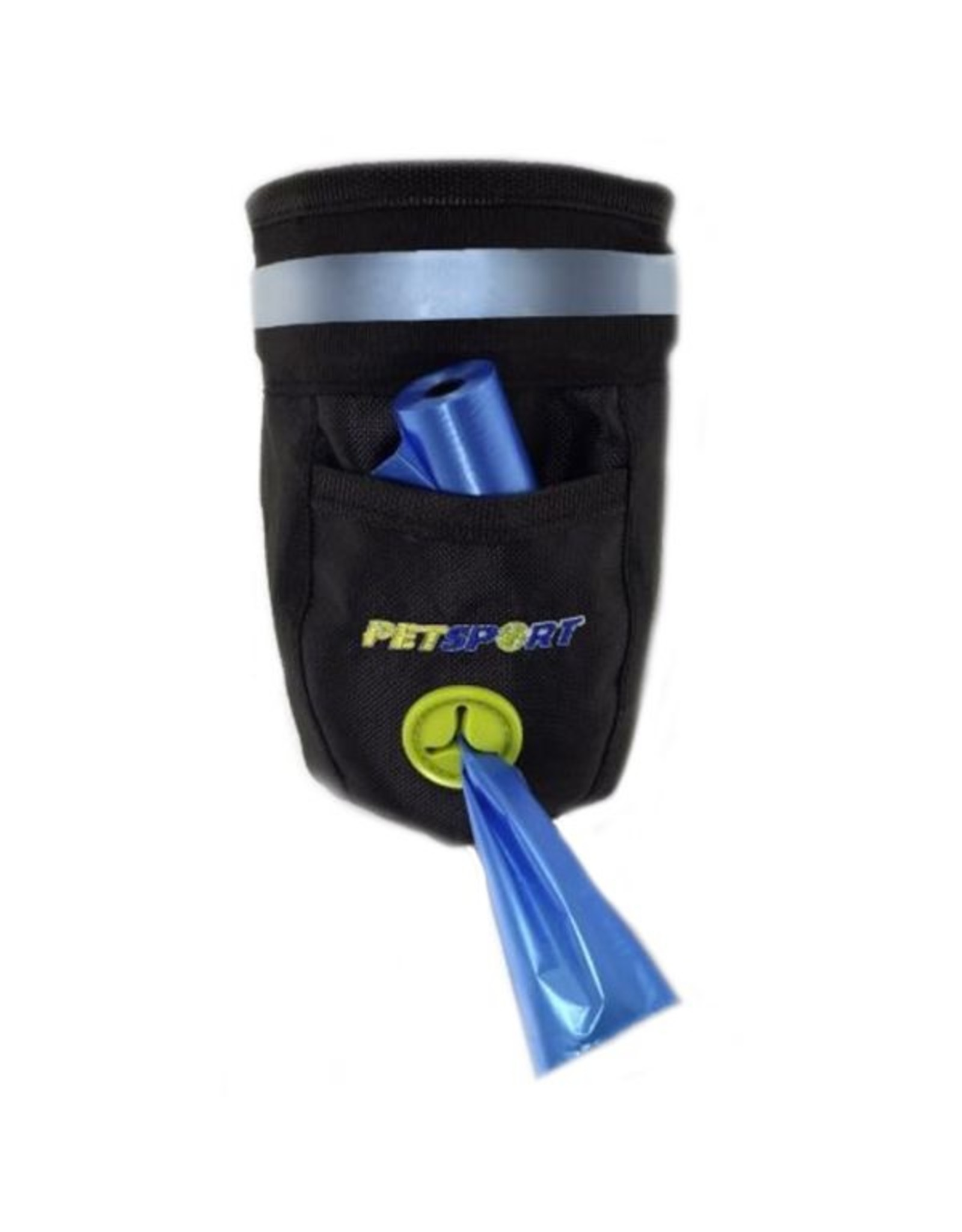 PetSport Biscuit Buddy Treat Pouch with Waste Bag Dispenser
