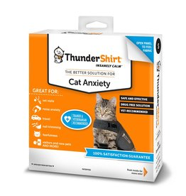 ThunderShirt Calming Vest for Cats
