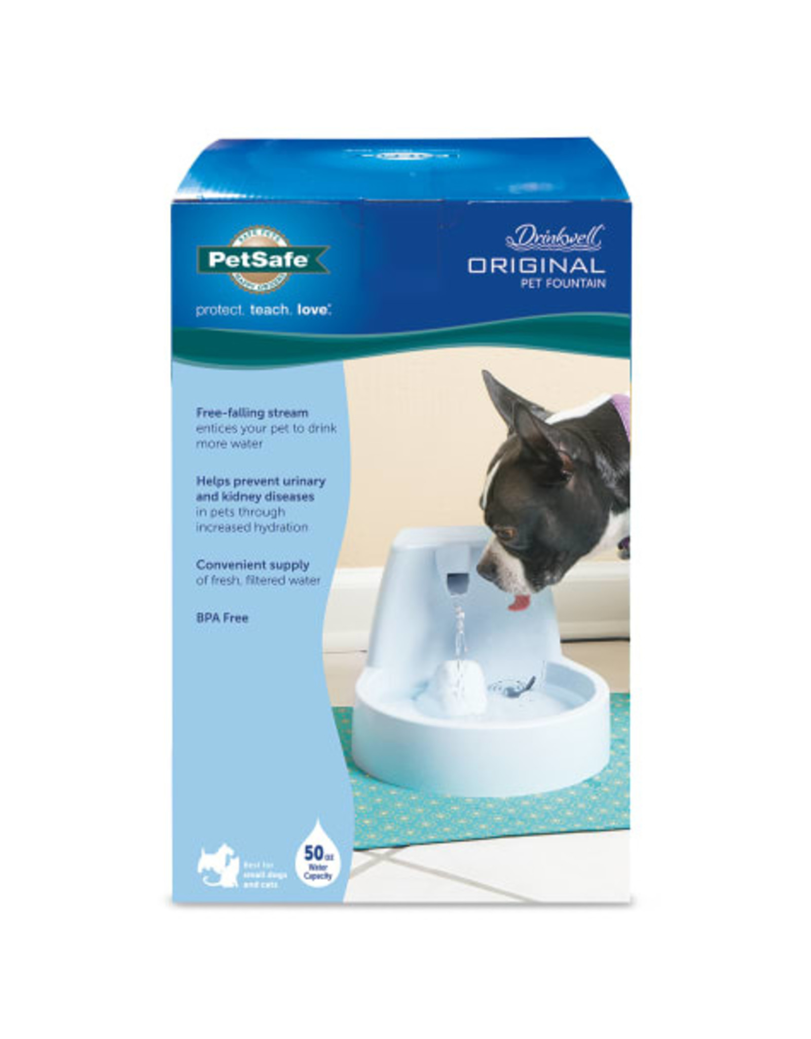 PetSafe PetSafe Drinkwell Original Water Fountain 50oz