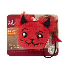 Petlinks Petlinks Lil Devil Catnip Plush Cat Toy