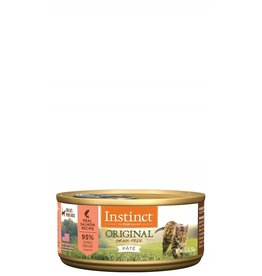 Nature's Variety Instinct Cat Can Salmon 5.5oz