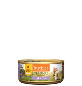 Nature's Variety Instinct Cat Can Kitten Formula Chicken 5.5oz