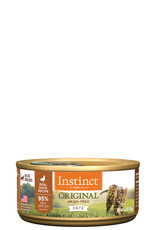Nature's Variety Nature's Variety Wet Cat Food Instinct Original Real Duck Recipe 5.5oz Can Grain Free