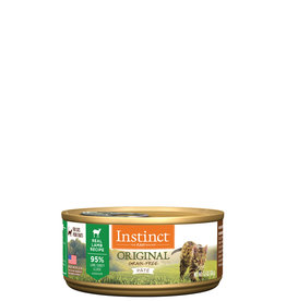Nature's Variety Instinct Cat Can Lamb 5.5oz