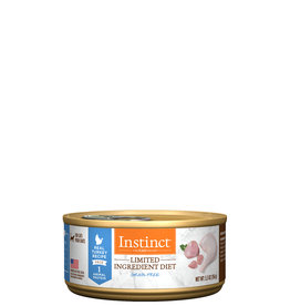 Nature's Variety Instinct Cat Can LID Turkey 5.5oz