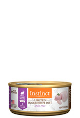 Nature's Variety Nature's Variety Wet Cat Food Instinct Limited Ingredient Diet Real Rabbit Recipe 5.5oz Can Grain Free