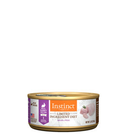 Nature's Variety Instinct Cat Can LID Rabbit 5.5oz