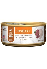Nature's Variety Nature's Variety Wet Cat Food Instinct Limited Ingredient Diet Real Duck Recipe 5.5oz Can Grain Free