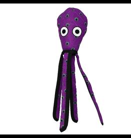 VIP Pet Tuffy Purple Squid Tough Dog Toy
