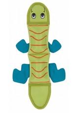Outward Hound Outward Hound Fire Biterz Short Green Lizard Dog Toy