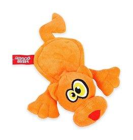 Go Dog Hear Doggy Ultrasonic Squeaker Orange Cat