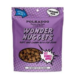Polkadog Wonder Nuggets Pork & Apple 12oz