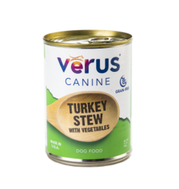 Verus Dog Can Turkey Stew 13oz