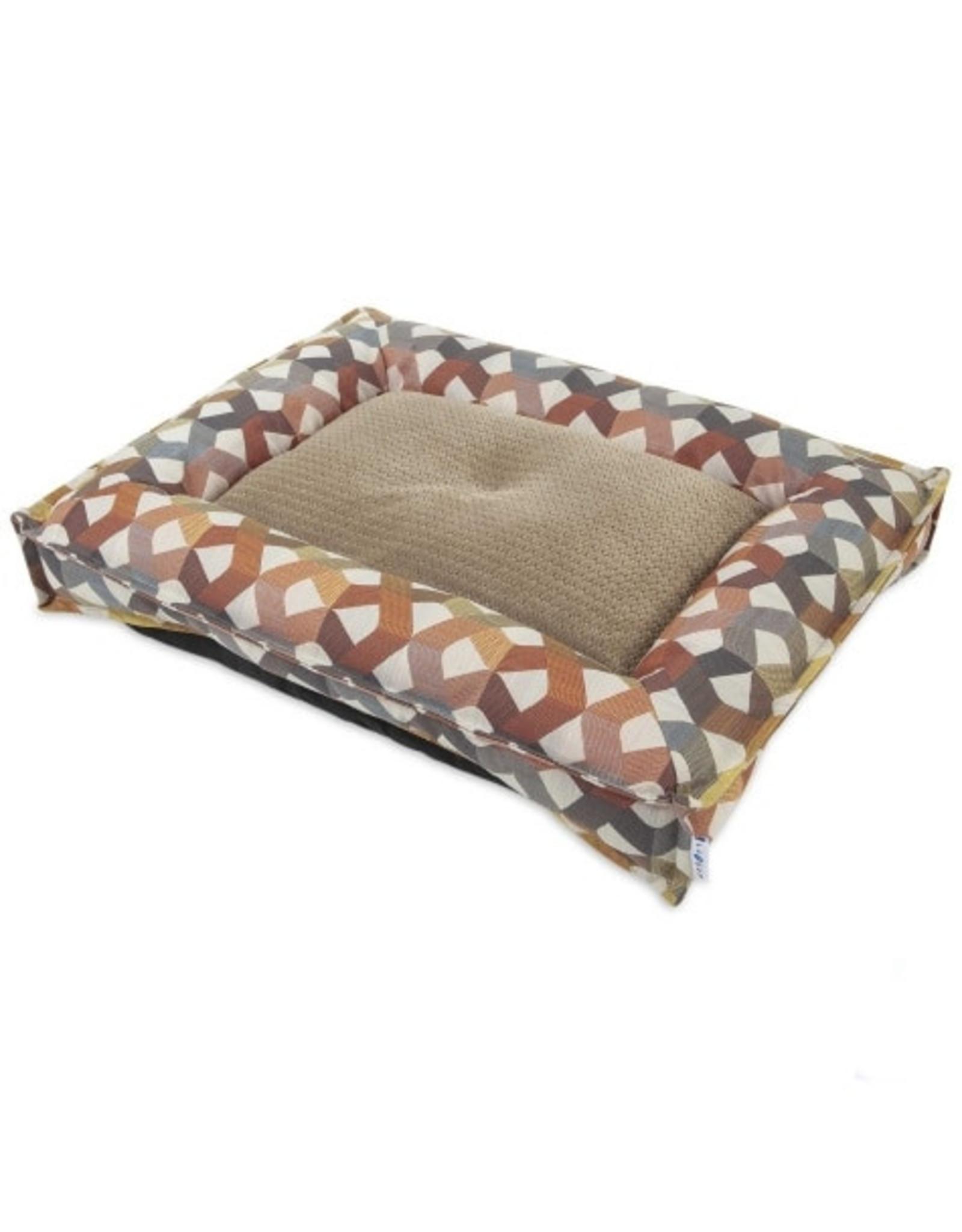 """La-Z-Boy Sammy Mattress Dog Bed in Sunset 34""""x 27"""""""