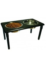 Ethical Pet / Spot Spot PosturePro Double Diner 3qt Elevated Dog Bowl Stand